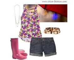 Outfit Idea: Summer Rain