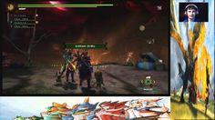 Monster Hunter 3 Ultimade Online Staffel 1 A New Hunter Part 69 Tagaru s...