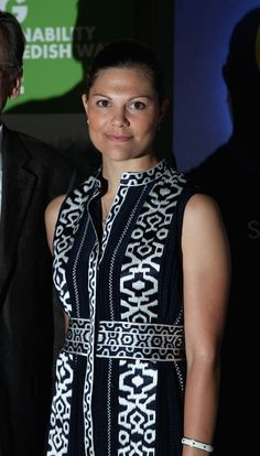 Princess Victoria Photos - Princess Victoria of Sweden Attends Opening Of Seminar 'A New Green World' - Zimbio