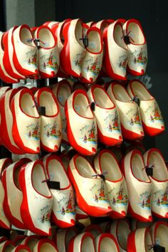 Clogs in Holland - F
