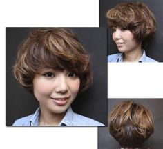 Cute modern shag with soft color