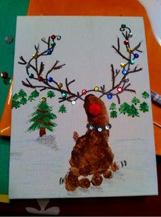 Easy DIY Grandparent Christmas Gift - News - Bubblews