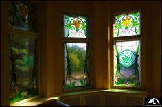 #glassatelier , #stainedglass , #witraże , #overlay