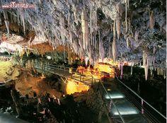Grotta del Soplao - Cantabria.