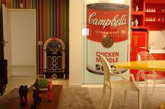 Apartamento Pop - Arquiteto Leo Romano