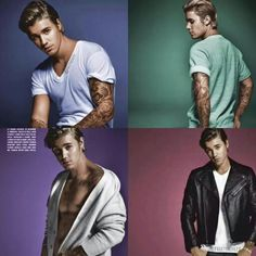 Justin Bieber 2015 can I just say DAMNNNN