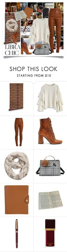 """Finals season LOOK 1"" by zogra on Polyvore featuring mode, KEEP ME, Chicwish, Balmain, Prada, The North Face, Hermès, Montblanc, Tom Ford et finals"