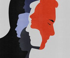 Benedetto Cristofani on Behance Abstract Illustration, Graphic Design Illustration, Graphic Art, Illustration Editorial, Art Sketches, Art Drawings, Negative Space Art, Konan, Diy Canvas Art