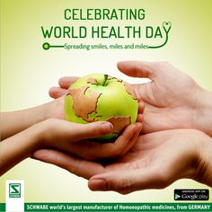 Dr. Willmar #SchwabeIndia wishes healthy & happy life to all on the occasion of #WorldHealthDay !!.