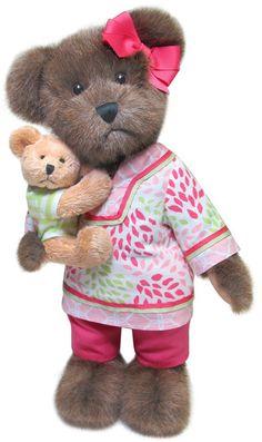 Boyds Bears Momma Sweetlove with Bebe 12 Inch Mother's Day Teddy Bear Plush