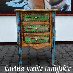kolorowe meble indyjskie http://karinameble.pl/