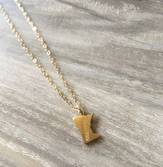 MN Pride Necklace (GOLD)