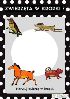 Zwierzęta w kropki