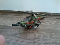 Lego helikopter