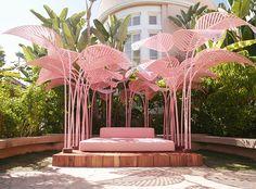 Marc Ange's Le Refuge Pops Up at Beverly Hills Hotel