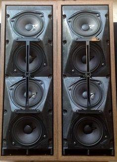 Bose 402 W loudspeakers - Bose Gallery - Baby Registry Items, Diy Speakers, Speaker Design, Loudspeaker, Audio Equipment, Audio System, Audiophile, Tech Gadgets, Heaven
