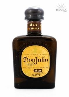 Don Julio Tequila Anejo - Tequila Reviews at TEQUILA.net