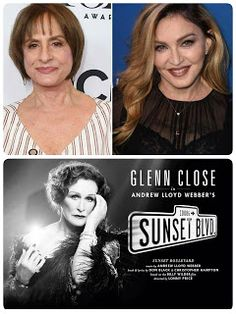"Broadway actress Patti LuPone stopped by ""Watch What Happens Live with Andy Cohen"" and slammed Madonna and Glenn Close.     The two-time ..."