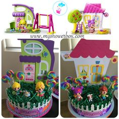 Pinypon birthday centerpieces Exclusive by ShowerBox Designs! Find us on fb! Or visit us at www.myshowerbox.com Happy Birthday Little Girl, Girl Birthday, Lalaloopsy Party, Birthday Centerpieces, Candy Boxes, My Baby Girl, Girl Scouts, Christening, Design Projects