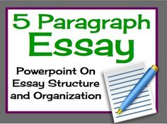 outline for a paragraph essay essay outline writing  5 paragraph essay presentation essay outline