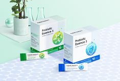 Probiotics Dietary Supplements for sale Drug Packaging, Medical Packaging, Box Packaging, Packaging Design, Product Packaging, Motion Design, Collagen, Creative Design, How To Memorize Things