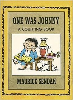 One Was Johnny: A Counting Book: Maurice Sendak: 9780064432511: Amazon.com: Books