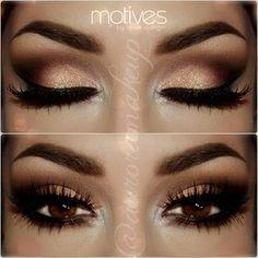 <3<3 makeup