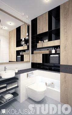 projekty wnętrz-Polska - zdjęcie od MIKOŁAJSKAstudio - Łazienka - Styl Nowoczesny - MIKOŁAJSKAstudio Alcove, Bathtub, Bathroom, Standing Bath, Washroom, Bathtubs, Bath Tube, Full Bath, Bath