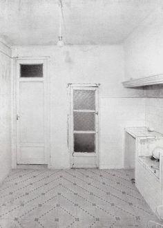 Antonio Lopez Garcia: Kitchen at Tomelloso, 1975-1980, pencil on paper