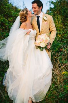 Wedding dress: Watters - Rhode Island Wedding from Lisa Rigby + Desiree Spinner Events