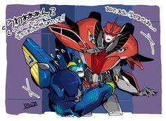 SS< I was scolded by arcee!!!!KO< You never learn, do you?