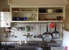 自分でリフォーム 2013年06月01日 キッチンまわりをIKEAで