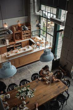 Charlotte cafe en Cracovia