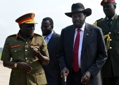 The United Nations Security Council should place an arms embargo on South Sudan, while the oil-rich country's legitimate President Salva Kiir and a foreign-