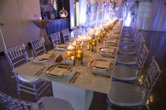 Chiavari Chairs, Emerald City, Table Settings, Design, Place Settings