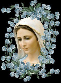 tutto glitter: Madonna, Madone , Virgen