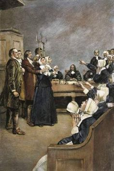 The most famous witch trials took place in 1692 in Salem Village (now Danvers) in the colony of Massachusetts. But they were hardly the only ones. By one count, there were 234 indictments or legal complaints of witchcraft in New England in the 17th century, resulting in 36 executions. In all the other colonies during the same period, there were only a few trials and suits for slander, and no executions. The hunt for witches was almost exclusively a New England phenomenon.