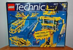 8 Best Lego I Used To Own Images Lego Technic Vintage Lego Lego