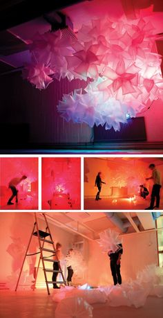 robert janson amazing plastic bar installation