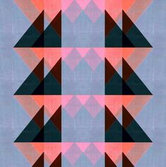 Alyson Fox - I can see a quilt in this perhaps with batik fabric