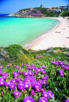 Escape to Santa Teresa di Gallura, Italy I didn't know that Italy has so many so beautiful places! Places Around The World, Oh The Places You'll Go, Travel Around The World, Places To Travel, Places To Visit, Around The Worlds, Italy Vacation, Vacation Spots, Italy Travel