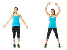 Try this 15-minute workout to lose weight. #fitness #loseweight