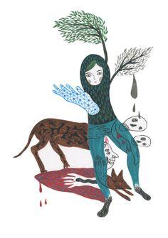 Revolution and dog