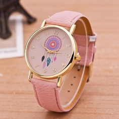 New Brand Women Watch Fashion Dreamcatcher Watch Ladies Quarzt Watches relogio feminino-in Fashion Watches from Watches on Aliexpress.com | Alibaba Group