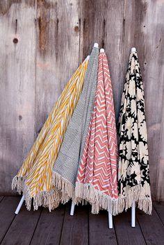 Use sun parasols for decor---------Kerry Cassill Umbrellas Summer Of Love, Summer Time, Summer Beach, Summer Fun, Pink Summer, Happy Summer, Summer Ideas, Beach Bum, Kerry Cassill