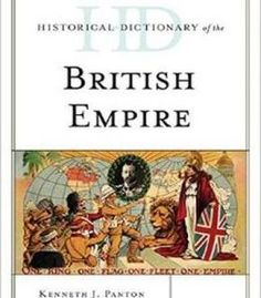 Historical Dictionary Of The British Empire PDF