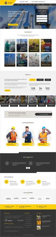 Factory industrial is a wonderful 3in1 responsive #HTML5 template for #webdesign construction, #engineering and industries websites download now➩ https://themeforest.net/item/factory-industrial-engineering-industrial-html5-template/19003309?ref=Datasata