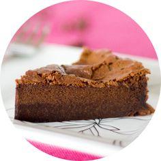 Two Ingredient Nutella Cake! - KitchenMason