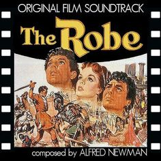 """""""The Robe"""" (1953, Decca).  Music from the movie soundtrack."""