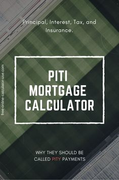 This Free Online Extra Payment Mortgage Calculator Will Calculate